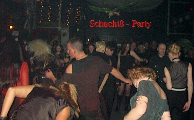 Party im Schacht 8 in Marl