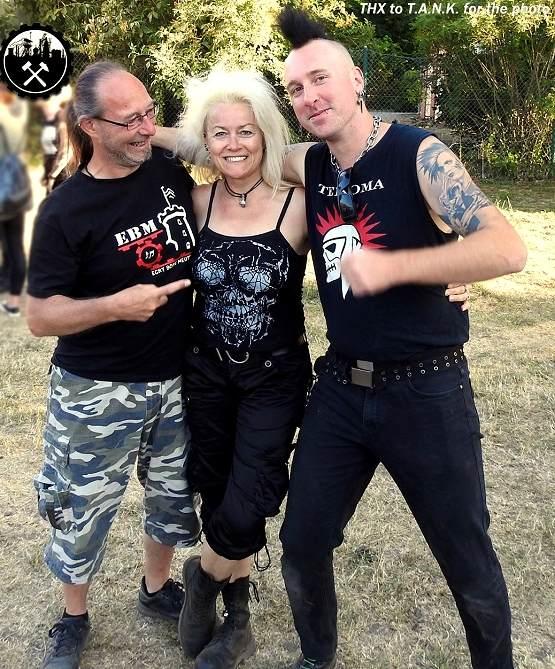 Familientreffen XIV 2018 in Sandersleben