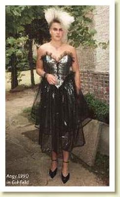 Angy in Gohfeld 1990